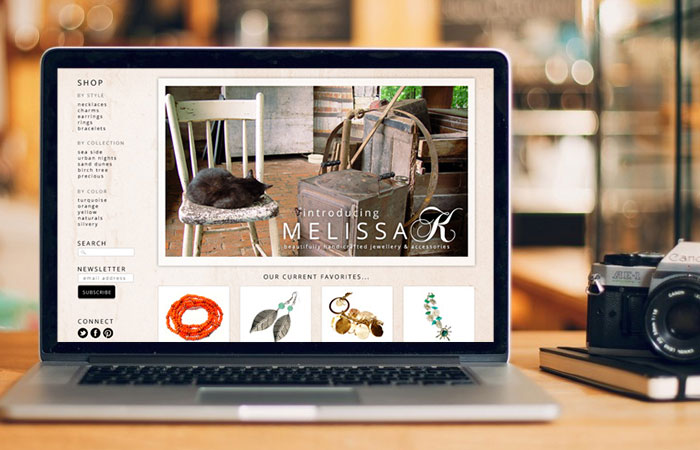 custome shopify website design and development
